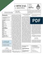 Boletin Oficial 28-04-10 - Segunda Seccion