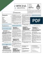 Boletin Oficial 28-04-10 - Tercera Seccion
