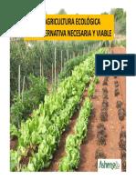 agricuyltura sostenible