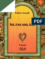 İmam-ı Gazali - İslam Ahlakı