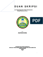 Buku Panduan Skripsi 2014 _Terbaru