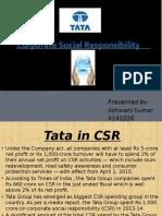 Tata CSR