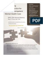 Transforming Policy and Practice for Culturally Competent Mental Health Care