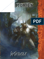 Werewolf the Forsaken - Territories