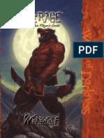Werewolf the Forsaken - The Rage - Forsaken Player's Guide