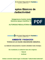 Radiactividad basica + radon