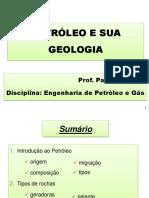 Aula 2 - Patricia Braga Petroleo e Sua Geologia
