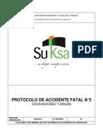 PAF 3 - Excavaciones y Zanjas