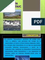 Energia Fotovoltaica III