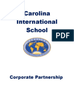 carolina international school corporate investment packet final