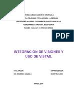 Integracion de Visiones