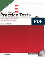 53155685 FCE Practice Tests