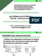 EPO1___25___Cicloconversores