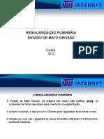 Regularização Fundiária Mato Grosso Intermat