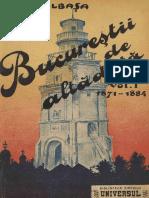 Constantin Bacalbasa - Bucurestii de altadata - (Vol.1-4) .pdf