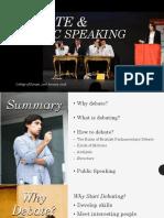 How to Debate - Ary Ferreira da Cunha
