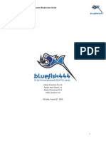 Bluefish 444 Adobe Production Studio User Guide