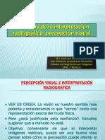 Principios de Interpretacion radiográfia