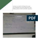 Carbonatacion de Reactivo de Grignard