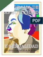 Programa de Afectividad y Sexualidad