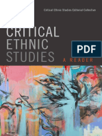 Critical Ethnic Studies by the Critical Ethnic Studies Editorial Collective