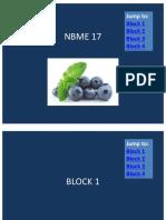 NBME 17