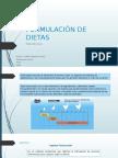 Formulación de Dietas en aves - Andres Padilla