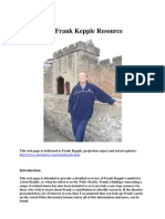 Frank Kepple Astral Projection Resource