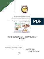 Boceto Planificacion de Enseñanza Veronica Paz