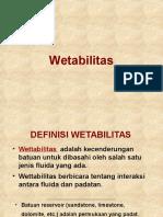 Wetabilitas