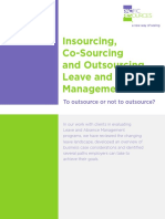 outsource insource leave and absence