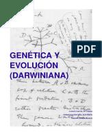 Genética y Evolucion (Darwiniana)