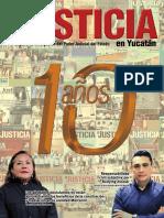 """Revista """"Justicia en Yucatán"""""""
