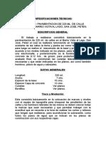 1068725@Especificaciones Tecnicas Del Proyecto