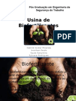 Usina de Biofertilizantes - Modelo academico