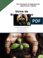 Usina de Biofertilizantes - Modelo academico
