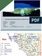 Central Hidroelectrica Virgen de Cocharcas i - II - Ing. Leguia