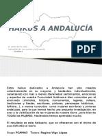 Haikus a Andalucía
