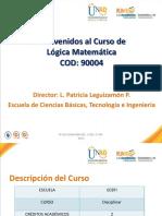 Presentacion Curso Logica Matematica 90004 16 1