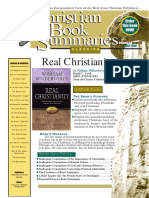 Resenha - Real Christianity (Willian Wilberforce)