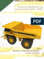 Mecanica Basica Komatsu