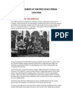 Historic Events 1945-1968