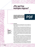 Multiples Logicas