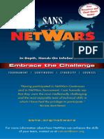 Brochure Netwars 2014