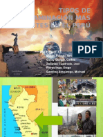 Tipos de Contaminacion en El Peru