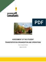 Knox County Schools Transportation Study