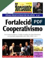 Horizonte Cooperativo Ed. 2010 11