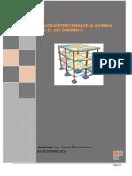 Memoría Técnica Estructural Luis Guaman