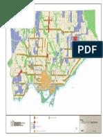Toronto Urban Structure