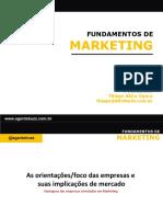 Fundamentos de Marketing Aula 06